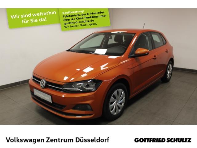 Volkswagen Polo 1.0 Comfortline *Navi*SHZ*PDC*, Jahr 2018, Benzin