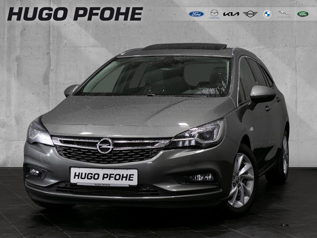 Opel Astra Innovation 1.4 Turbo Automatik Kombi, Jahr 2018, Benzin