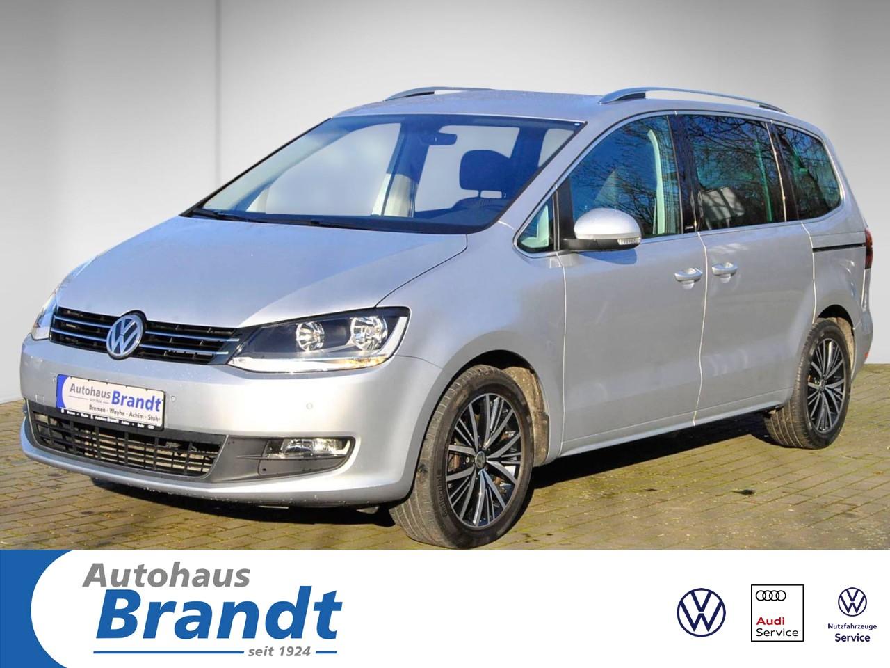 Volkswagen Sharan 2.0 TDI Allstar NAVI*ACC Klima Navi, Jahr 2016, Diesel