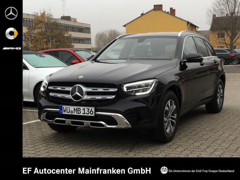 Mercedes-Benz GLC 200 4M*Keyless-Go*Easy-Pack*AHK*LED*, Jahr 2019, petrol
