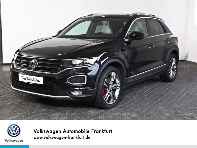 Volkswagen T-Roc 2.0 TSI DSG Sport 4Motion Navi Panoramadach LED-Scheinwerfer T-ROC 4MHLBMT 140TSI D7A, Jahr 2018, Benzin