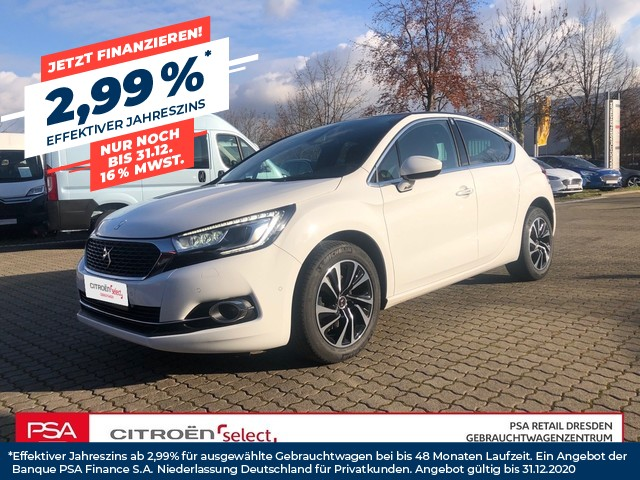 Citroën DS4 BlueHDi 150 Stop&Start Business Class, Jahr 2016, Diesel