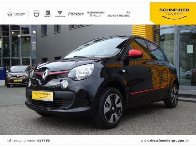Renault Twingo 1.0 SCe 70 Dynamique SHZ, PDC hinten, Jahr 2015, Benzin