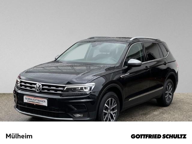 Volkswagen Tiguan Allspace 2.0 TDI 4Motion LED NAVI PANO Comfortline, Jahr 2018, Diesel