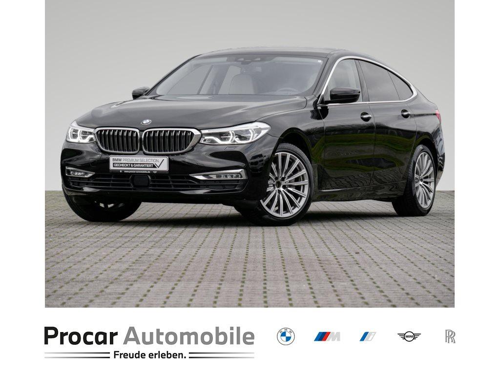 BMW 640d xDrive Luxury Line+Integral-Aktivlenkung+HeadUp+AHK, Jahr 2018, Diesel