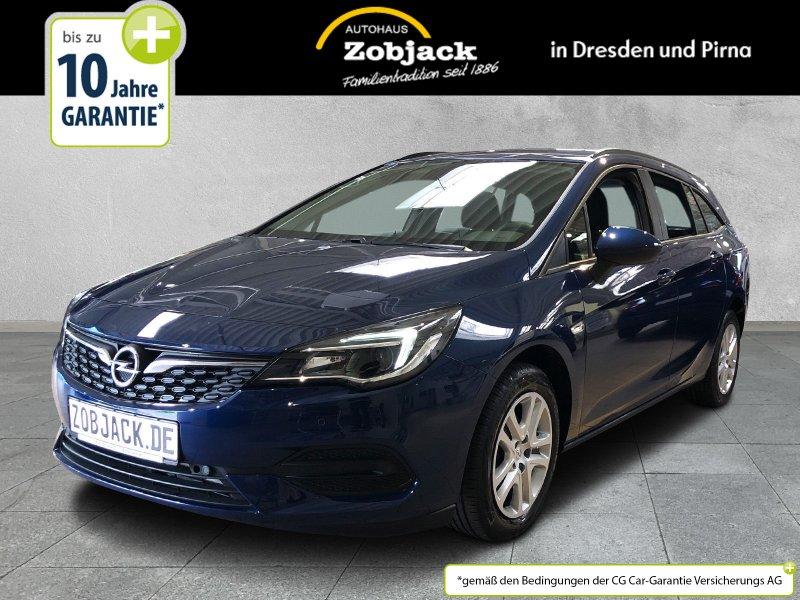 Opel Astra-K ST Edition 1.2T *SHZ*PDC*DAB+, Jahr 2020, Benzin
