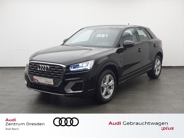 Audi Q2 Sport 1.6 TDI LED-SW Navi PDC., Jahr 2017, Diesel