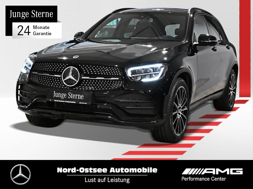 Mercedes-Benz GLC 220d AMG Night LED Navi MBUX Keyless Kamera, Jahr 2020, Diesel