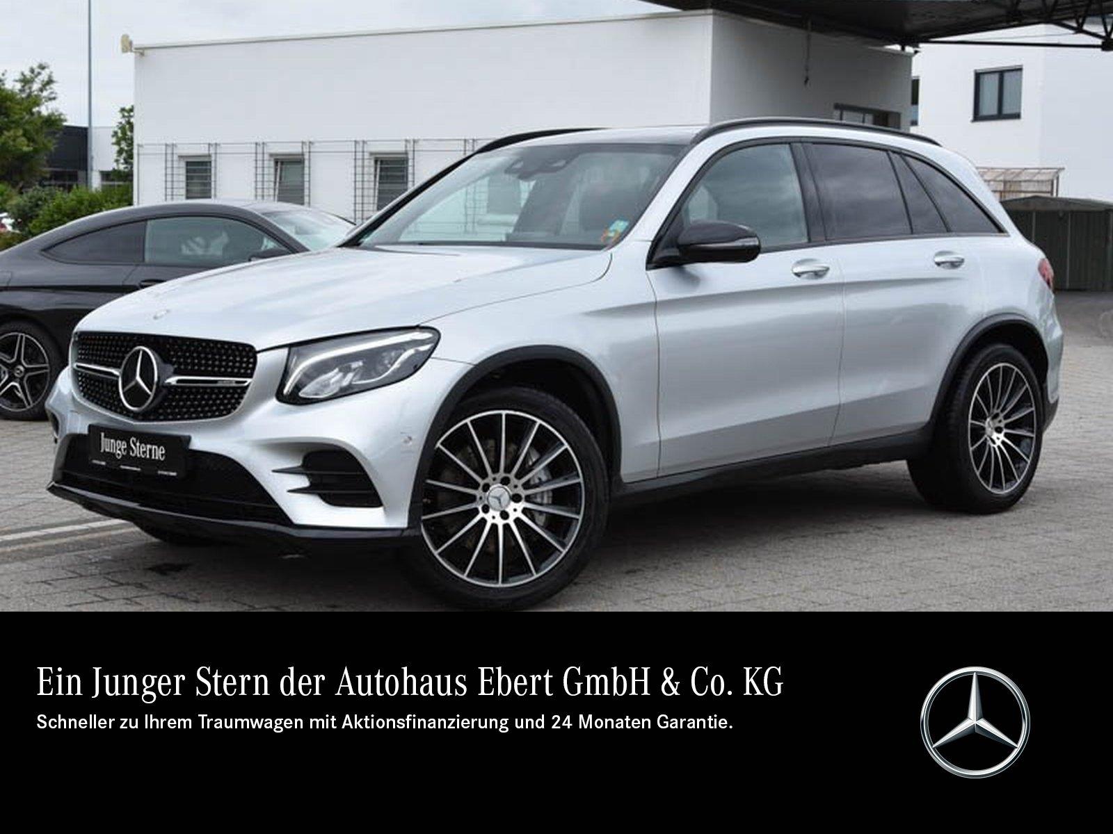 Mercedes-Benz GLC 43 AMG 4M COMAND+PSD+LED+RFK+BURMESTER+NIGHT, Jahr 2016, Benzin
