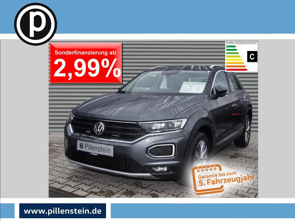Volkswagen T-Roc Style 1.5 TSI LED NAVI ACC Kamera Alu-17`, Jahr 2019, Benzin