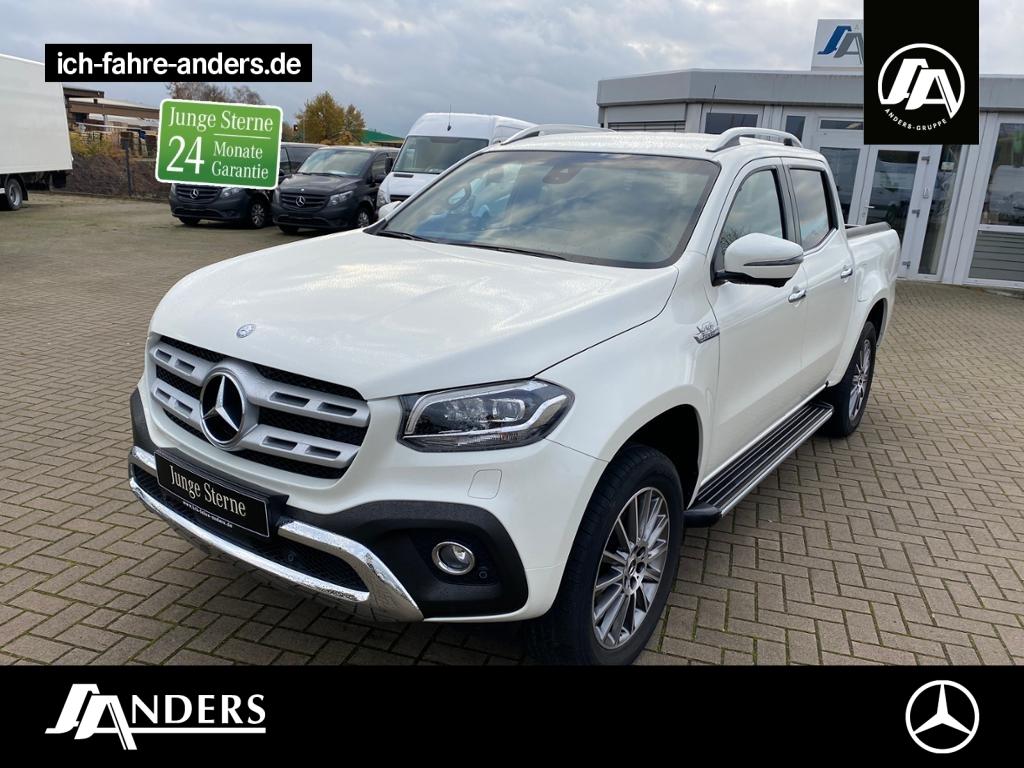Mercedes-Benz X 350 d 4M POWER Edit. LED*360°Kamera*Allrad, Jahr 2019, Diesel