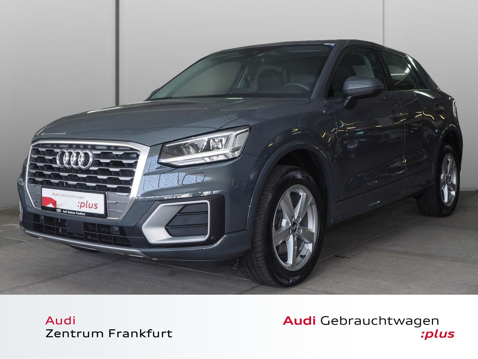 Audi Q2 1.4 TFSI Sport S tronic LED PDC Navi Head-Up-Display, Jahr 2018, Benzin