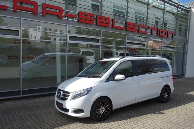 Mercedes-Benz V 250 CDI BT Avantgarde Kompakt 2xsTÜREN/ILS/18, Jahr 2016, Diesel