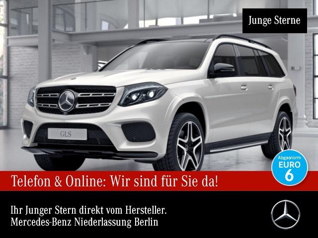 Mercedes-Benz GLS 500 4M AMG 360° Airmat Stdhzg Pano Harman EDW, Jahr 2018, Benzin