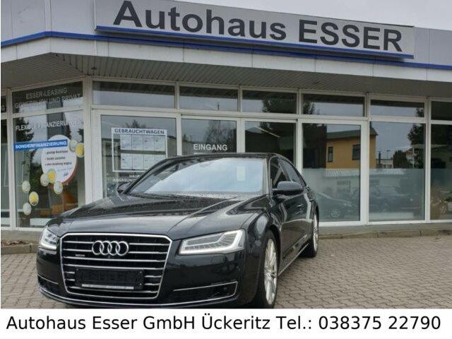 Audi A8 3.0 TDI quatt.lang HeadUp Nachts. RSE Bose, Jahr 2014, Diesel