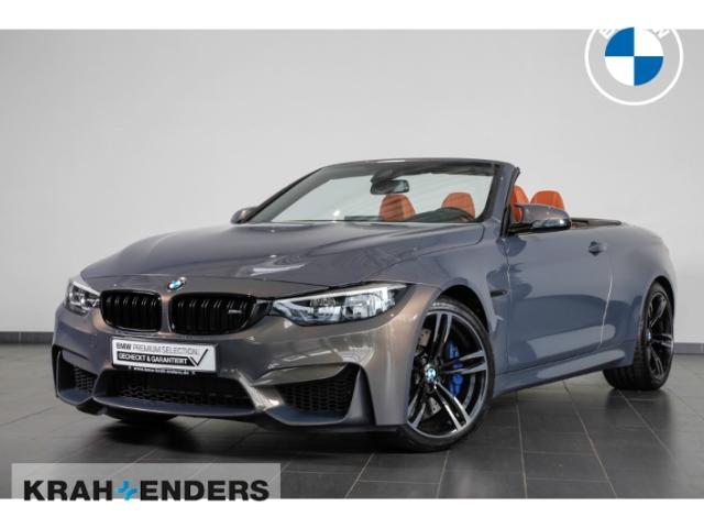 BMW M4 Cabrio Competition+HUD+LED+HarmanKardon+Navi, Jahr 2018, Benzin