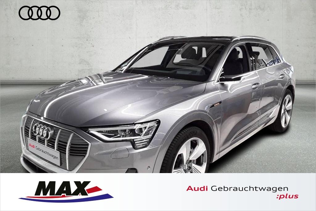 Audi e-tron 50 advanced 5j GAR MATRIX LED PANO AHK, Jahr 2020, Elektro