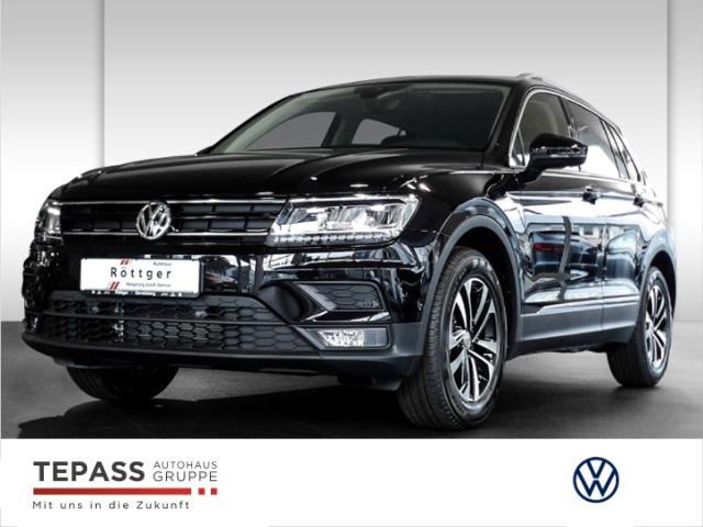 Volkswagen Tiguan 1.5 TSI IQ Drive LED NAVI DAB SHZ APP CONNECT, Jahr 2020, Benzin