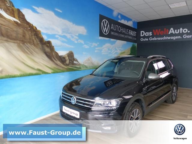 Volkswagen Tiguan Allspace Comfortline UPE 38000 EUR Navi, Jahr 2018, Benzin