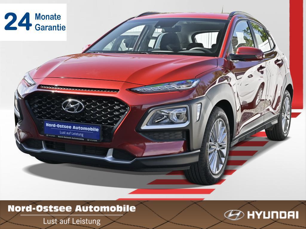 Hyundai Kona Trend 2WD Kamera Sitzh. Tempomat PDC, Jahr 2019, Benzin