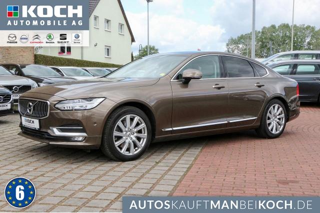Volvo S90 D5 AWD Inscription, AUTOM. LED NAVI BLIS HUD.., Jahr 2017, Diesel