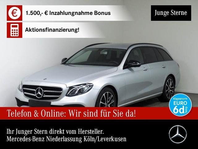 Mercedes-Benz E 220 d T Avantgarde 360° LED AHK Night Totwinkel, Jahr 2019, Diesel