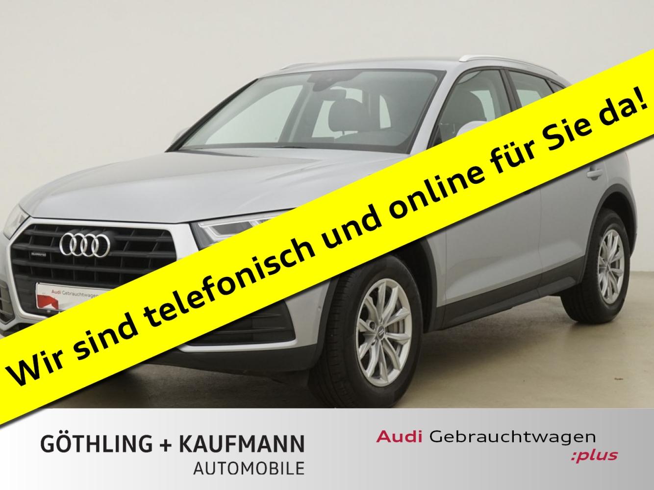 Audi Q5 2.0 TDI qu S tro. 140kW*Standh.*Leder*Matrix*, Jahr 2017, Diesel