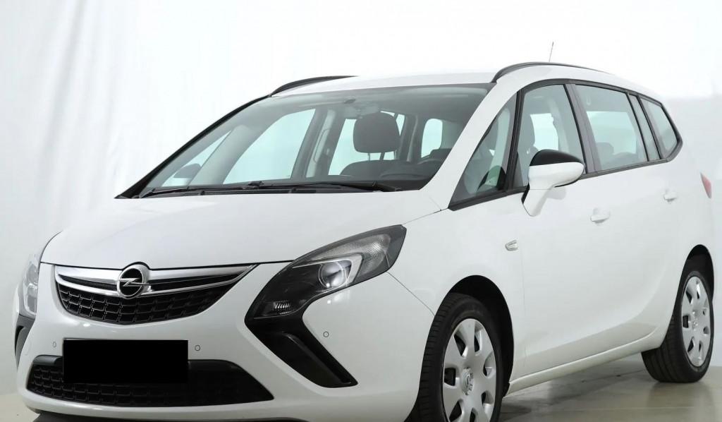 Opel Zafira 1.4 Turbo 7SITZ PDCv+h Klima Tempo Euro6, Jahr 2016, Benzin
