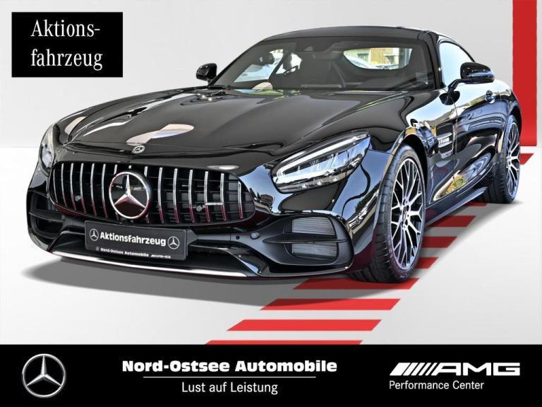 Mercedes-Benz AMG GT COMAND PANO BURMESTER SPUR MEMORY PARK-PA, Jahr 2020, Benzin
