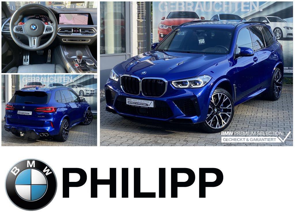 BMW X5 M Laser Night Vision Massage M Drivers P. TV, Jahr 2020, Benzin
