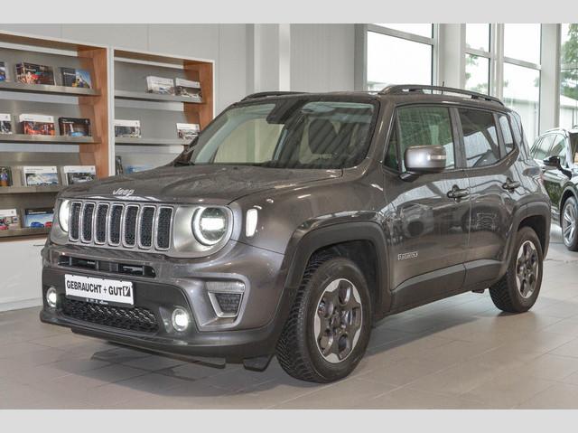 Jeep Renegade Limited FWD (EURO 6d-TEMP), Jahr 2018, Benzin
