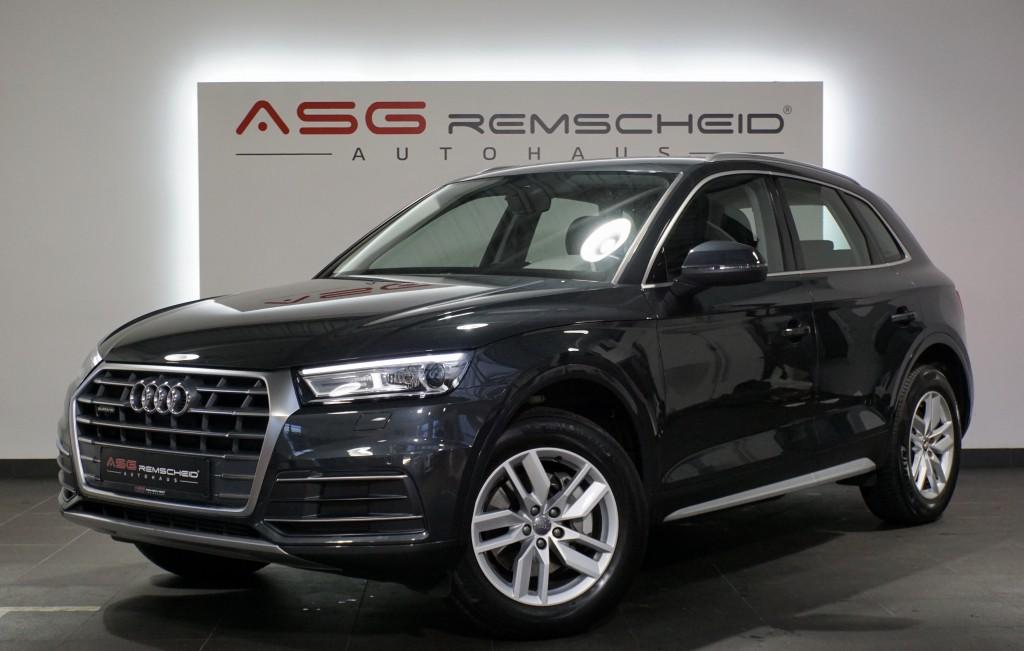 Audi Q5 2.0 TFSI q. S-Tr. *Navi *Xen *Key *erst 25TKM, Jahr 2017, Benzin