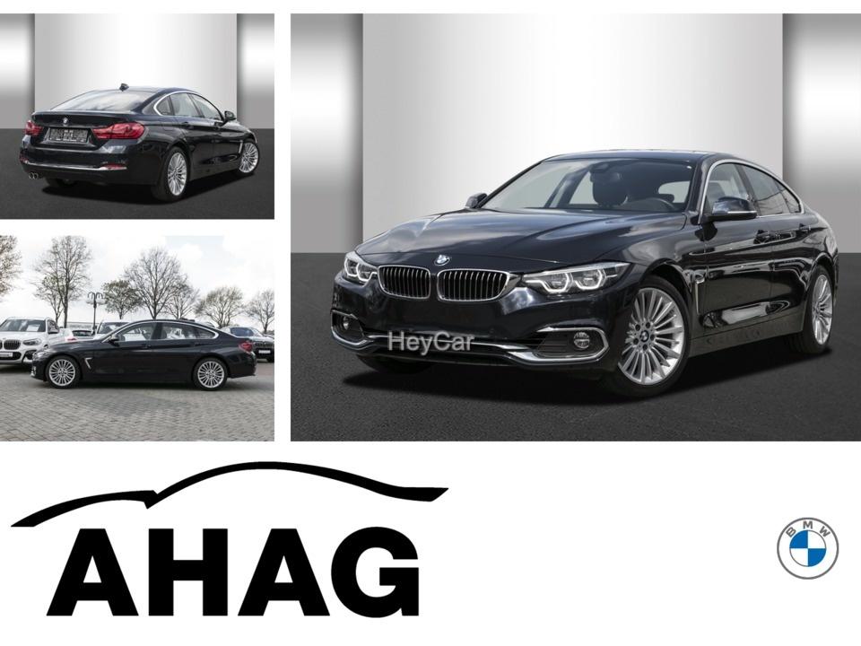 BMW 430d Gran Coupe (HeadUp Kurvenlicht Xenon Bluetooth NaviProf), Jahr 2018, Diesel