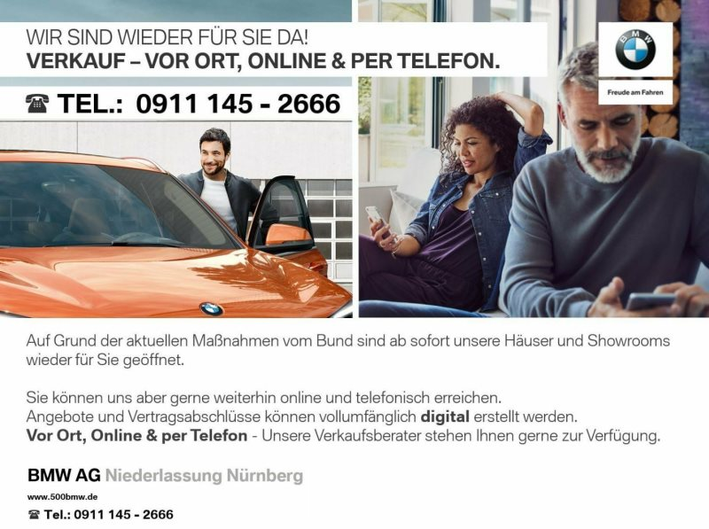 BMW X3 xDrive20d EURO6 HiFi Xenon RFK Navi Bus. Sp.Limit USB, Jahr 2017, Diesel