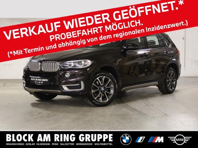 BMW X5 xDrive30d AHK Kamera HUD DA PDC Navi Prof, Jahr 2017, Diesel