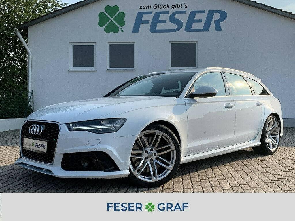 Audi RS6 Avant 4,0 TFSI qu. ACC/MATRIX/KAMERA, Jahr 2017, Benzin