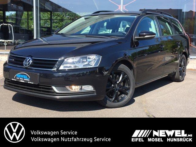 Volkswagen Passat Variant 1.6 TDI **SITZHEIZUNG*KLIMA*AHK**, Jahr 2014, Diesel
