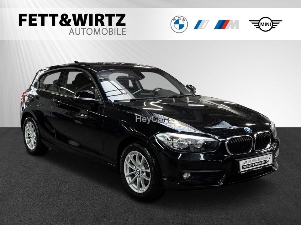 BMW 116i Advantage Business Package Navi PDC SHZ, Jahr 2017, Benzin