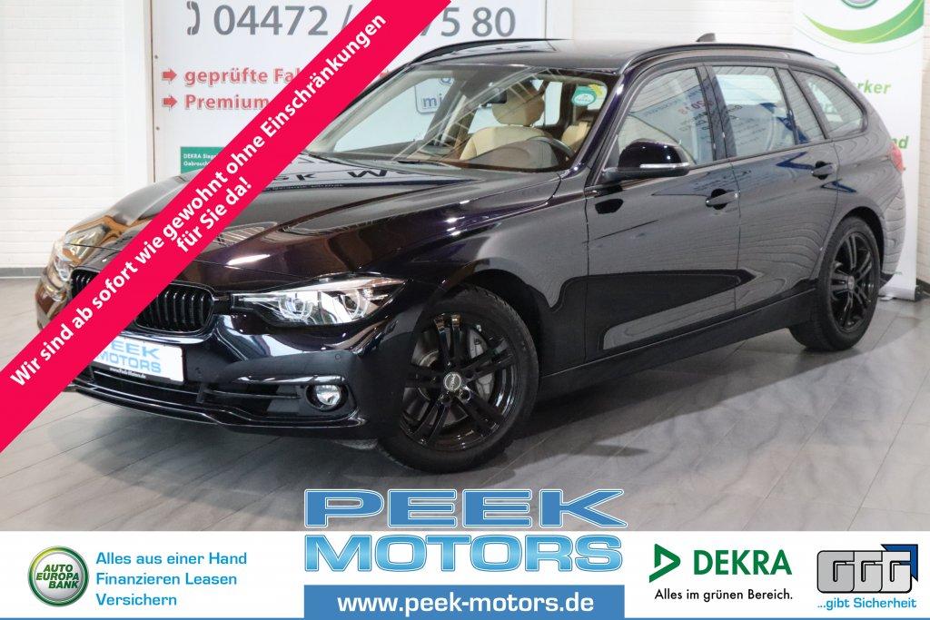 BMW 340i Sport Line Leder Navi Panorama LED 18 Zoll 240kW, Jahr 2019, Benzin