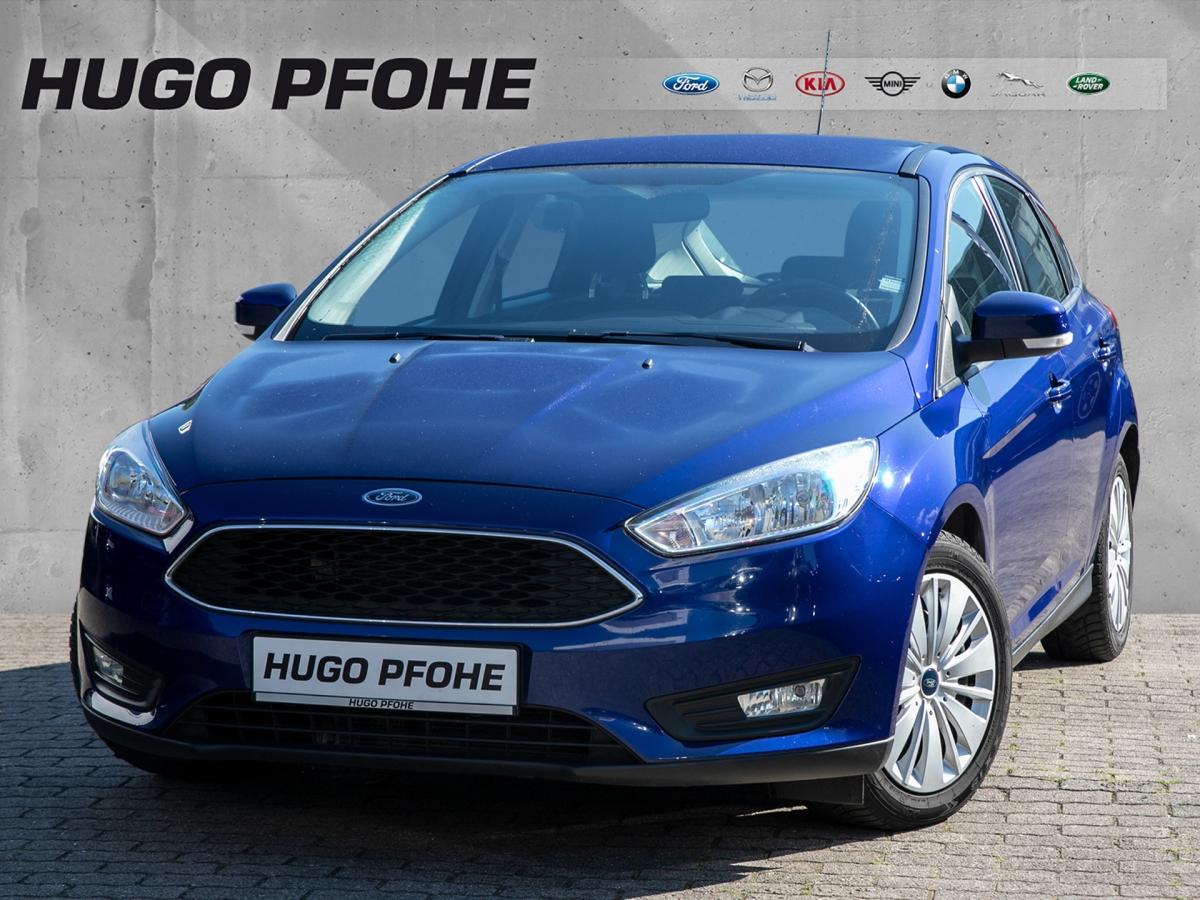 Ford Focus Trend 1.5 TDCi DPF Aut. *PDC *Tempomat, Jahr 2015, Diesel