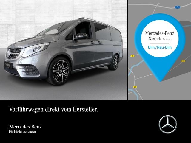 Mercedes-Benz V 300 d lang Edition AMG ILS LED Night Kamera PTS, Jahr 2021, Diesel