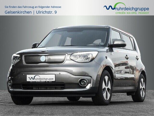 Kia Soul EV Play Navi Sitzheizung Smart Key Klimasitze Rückfahrkam., Jahr 2015, Elektro