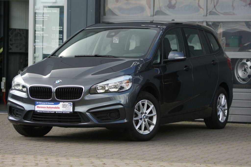 BMW 216d Gran Tourer Aut., Jahr 2017, Diesel