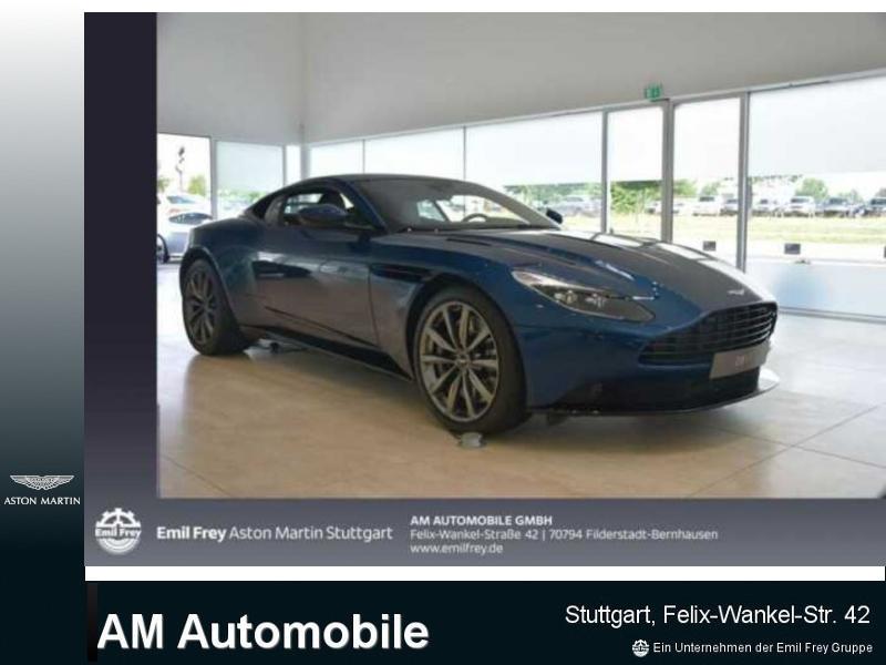Aston Martin DB11 V12/UPE 241.153,-/AMR Leistungssteigerung, Jahr 2018, petrol