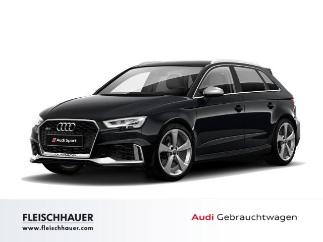 Audi RS3 Sportback 2.5 TFSI quattro UPE 64.820 virtual cockpit DAB Tempomat, Jahr 2019, petrol