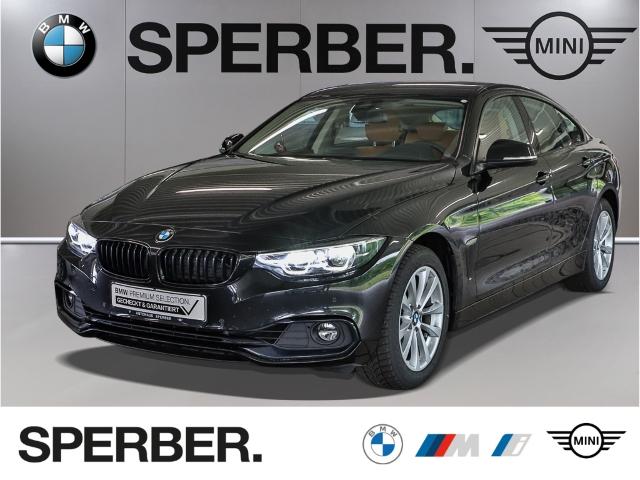 BMW 420 Gran Coupe i xDrive,Sport Line,DAB,LED,Sitzhz,Sportsitze,PDC,Klimaa.,uvm., Jahr 2020, Benzin