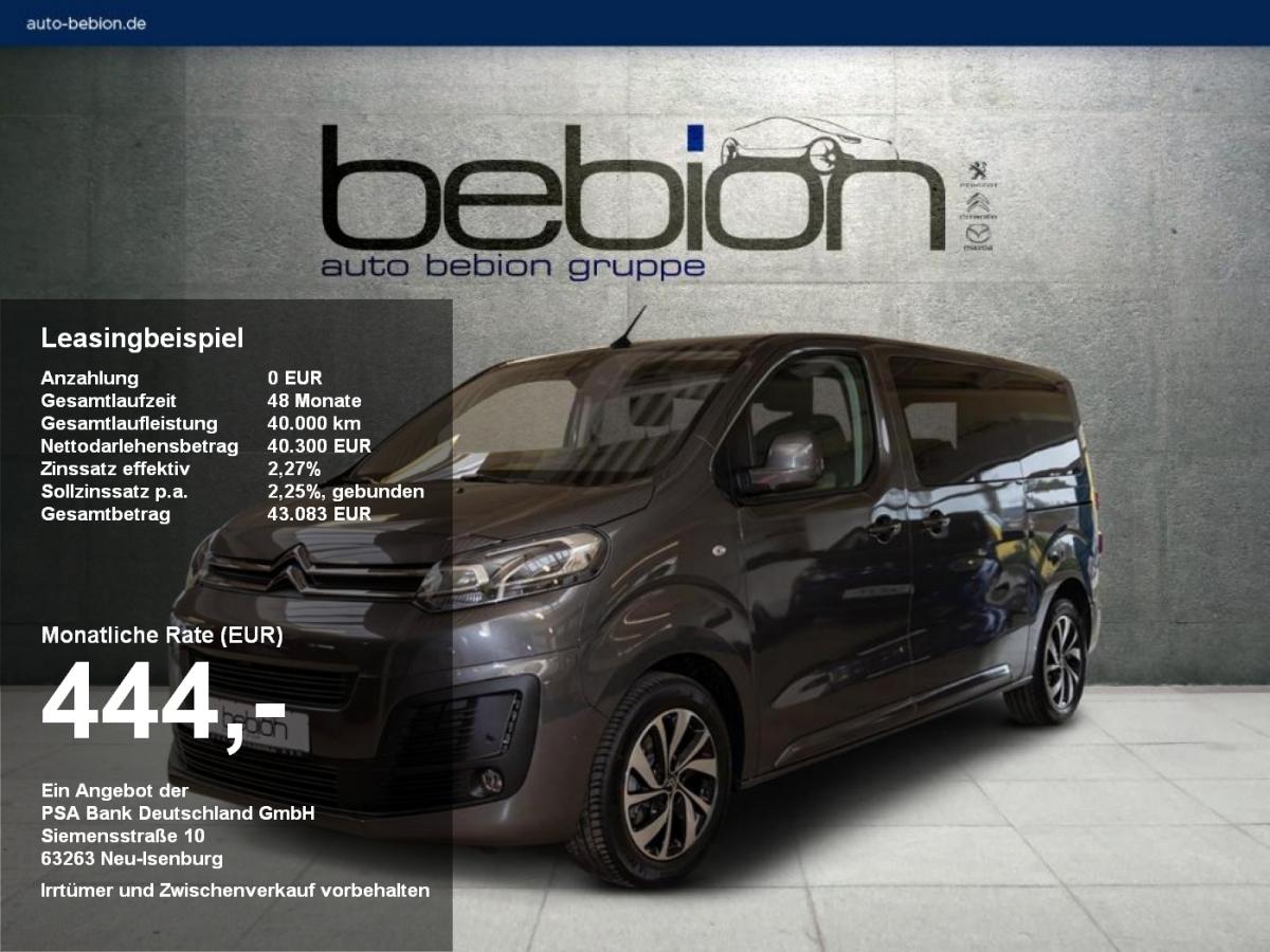 Citroën SPACETOURER M 2.0 BlueHDi 180 EAT8 Feel HeadUp P, Jahr 2020, Diesel