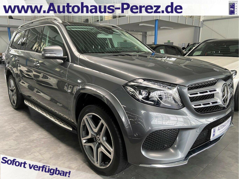 Mercedes-Benz GLS 400 4M AMG DISTRONIC-MULTIKONTUR-SITZKLIMA, Jahr 2019, Benzin