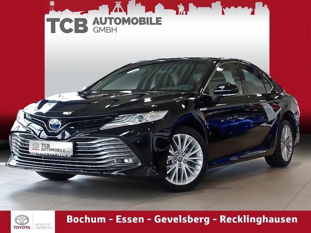Toyota Camry Hybrid 2,5 Limousine Executive LEDER BT LE, Jahr 2020, Hybrid