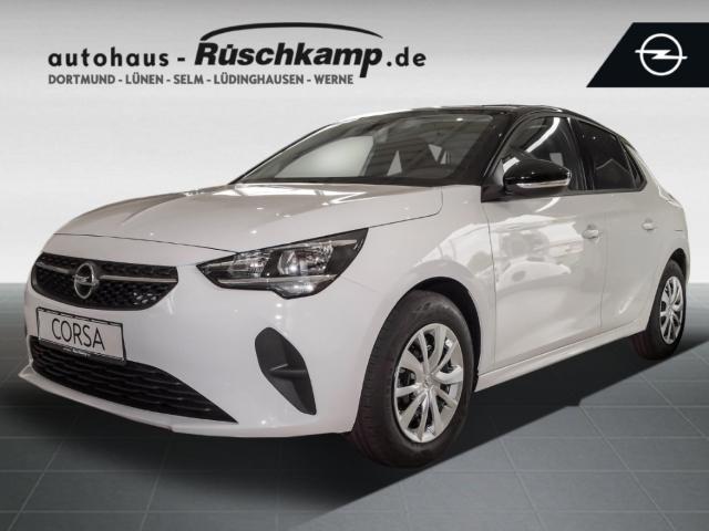 Opel Corsa F Edition 1.2 EU6d Rückfahrkam. Multif.Lenkrad Klima SHZ PDC USB MP3 ESP MAL Regensensor, Jahr 2021, Benzin